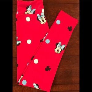 Tween Leggings Disney Collection for LuLaRoe